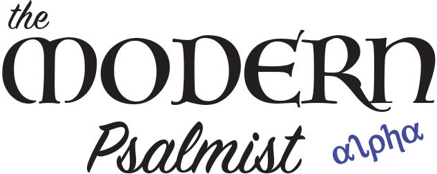 The Modern Psalmist / El Salmista Moderna